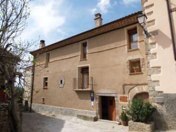 Casa Javier em RODELLAR (Huesca)