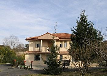 Casa Rural Quinta TÉrmino in SANTA GADEA DEL CID (Burgos)