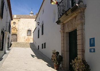 HospederÍa Palacio Buenavista en BELMONTE (Cuenca)