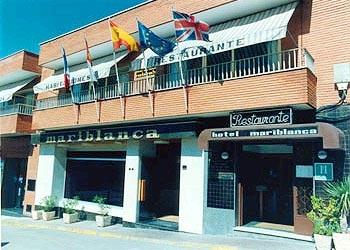 Hotel Mariblanca em SACEDON (Guadalajara)