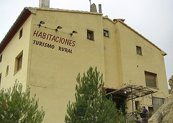 Casa Rural Trullenque in MORELLA (Castellón)
