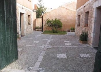 Las Casas De YagÜe en Santa María de Riaza (Segovia)