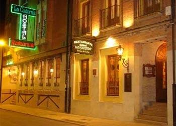 Restaurante  - Hostal La Codorniz in SAHAGUN (León)
