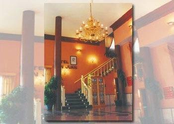 Hotel Don Juan in NAVALVILLAR DE PELA (Badajoz)