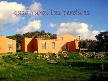 Casa Rural Las Perdices in Arroyomolinos (Cáceres)