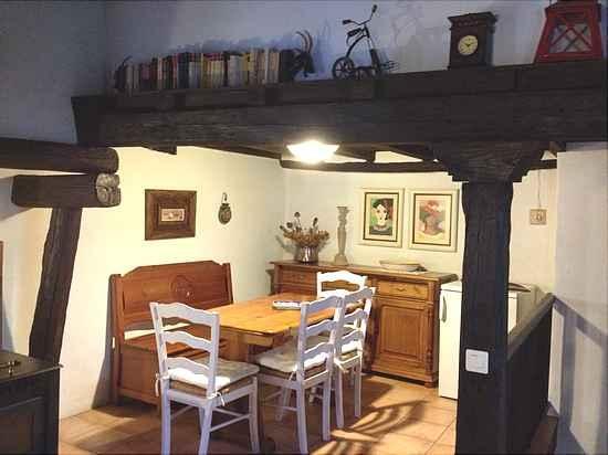 El Callejon De La Gila en Casas del Castañar (Cáceres)