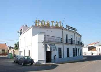 Hostal Restaurante Rio em Medellín (Badajoz)