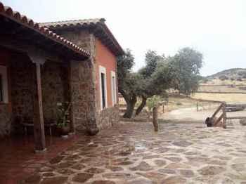 El Barruelo en Puerto de Santa Cruz (Cáceres)