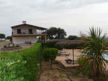 Casa Rural La Sierra De Monfragüe in Serradilla (Cáceres)