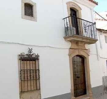 Los Martires in Montánchez (Cáceres)