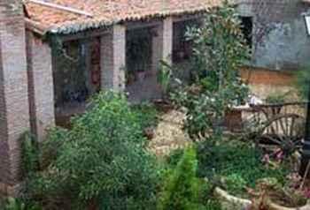 Casa Rural El Portalon en Logrosán (Cáceres)