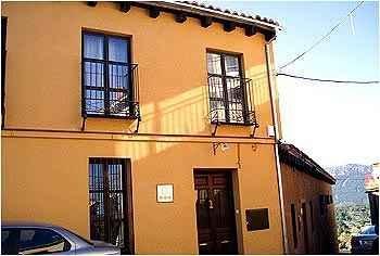 Casa Amanecer en Castañar de Ibor (Cáceres)