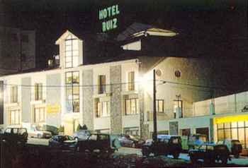 Hotel Ruiz in Cañamero (Cáceres)