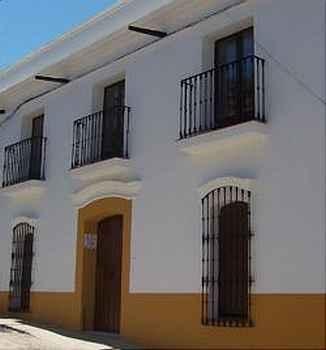 Tita Sacramento em Hornachos (Badajoz)