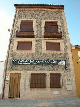 Leyendas De MonfragÜe em Torrejón el Rubio (Cáceres)