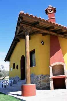 La Ondina Del Madrigal in Casas del Monte (Cáceres)