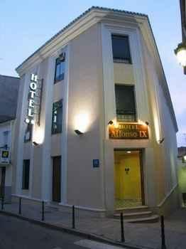 Hotel Alfonso Ix en Cáceres (Cáceres)