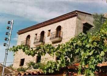 Casa Rural La Peña en Cabañas del Castillo (Cáceres)