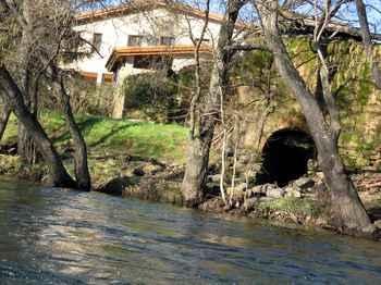 Casa Rural El Molino De Los em Cadalso (Cáceres)