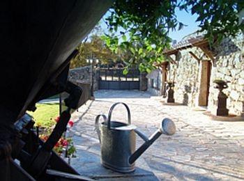 Almazara De San Pedro in Eljas (Cáceres)