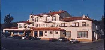 Hostal Mirabel in Riolobos (Cáceres)
