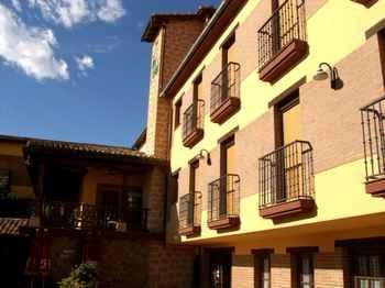 Hotel Dato Vera in Cuacos de Yuste (Cáceres)
