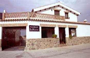 La Huerta in Brozas (Cáceres)