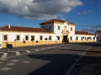 El Cuartel  in Peraleda del Zaucejo (Badajoz)