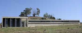 Embalse De Alcántara en Garrovillas (Cáceres)