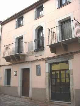 Casa Rural La Comendadora in Casar de Palomero (Cáceres)