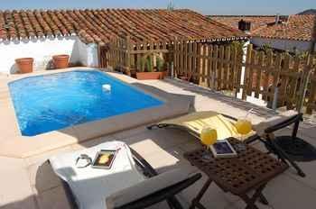Apartamento Turistico Rural La in Feria (Badajoz)