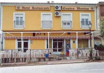 Hotel Cuatro Vientos en Hernán-Pérez (Cáceres)