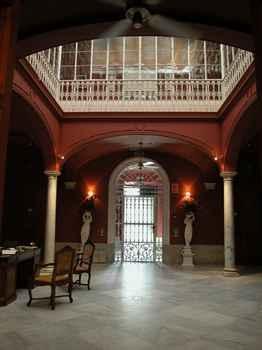 Casa Palacio Conde De La Corte en Zafra (Badajoz)