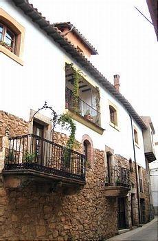Casa Rural La Sierra en Cadalso (Cáceres)