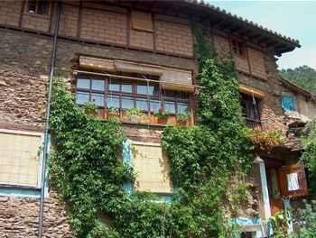Aptos. Rurales-rte.:   Casa em Robledillo de Gata (Cáceres)