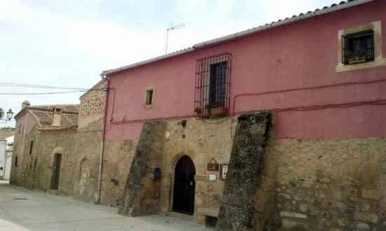 Casa Del Conde in Santa Cruz de la Sierra (Cáceres)