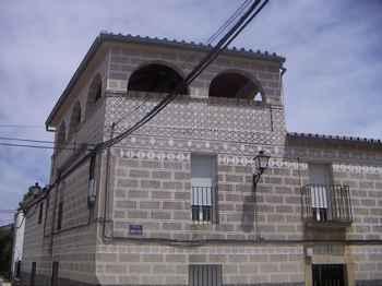 La  Azotea in Valdefuentes (Cáceres)