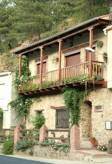 El Cerrillo in Navaconcejo (Cáceres)