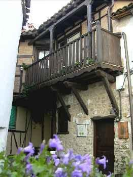 El Callellejón De Barrado in Barrado (Cáceres)