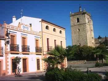 Casa Rural Via De La Plata en Aldea del Cano (Cáceres)