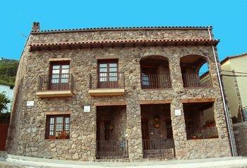 Casa Rural La Puria en Rebollar (Cáceres)