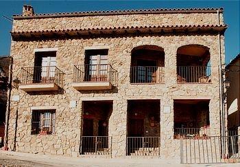 Casa Rural Las Gamellas in Rebollar (Cáceres)