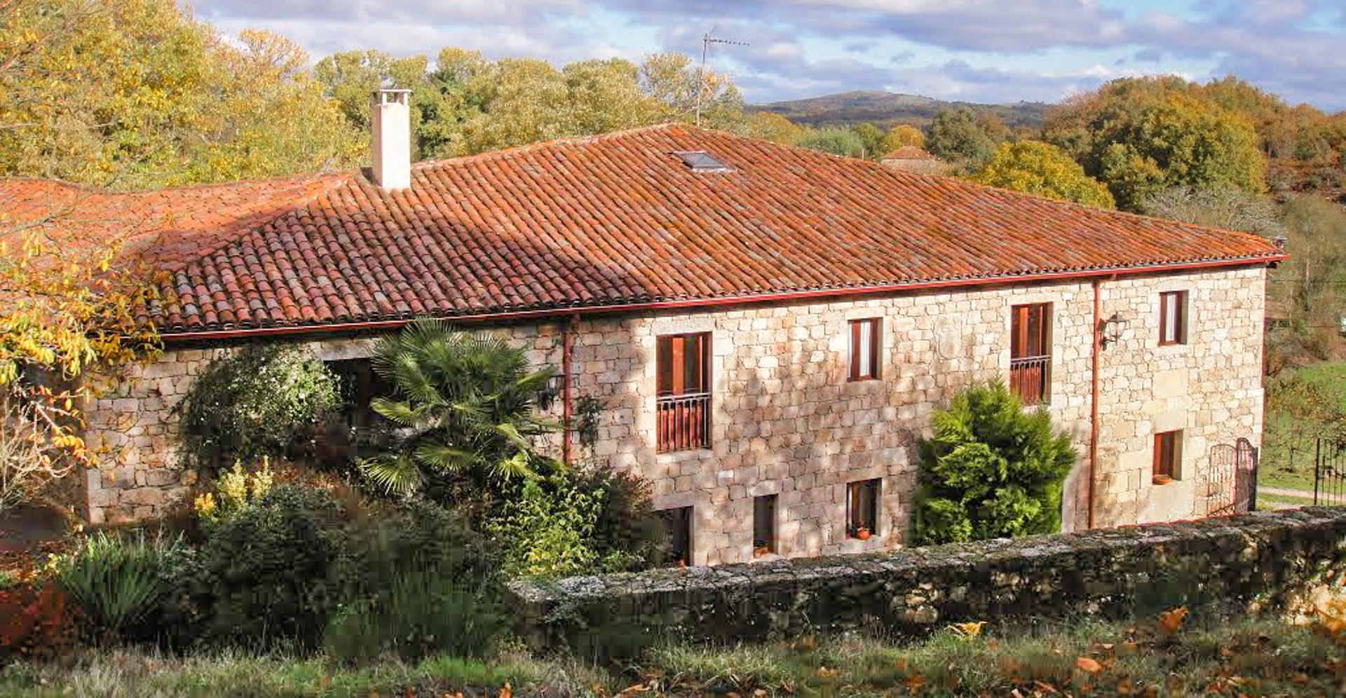 Hoteles apartamentos y casas rurales en espa a turismo - Hoteles cerca casa campo madrid ...